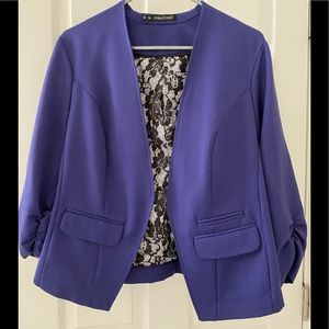 Plus size MAURICES women's blazer